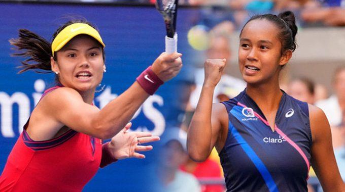 Dua pemain tenis remaja mencapai final AS Terbuka