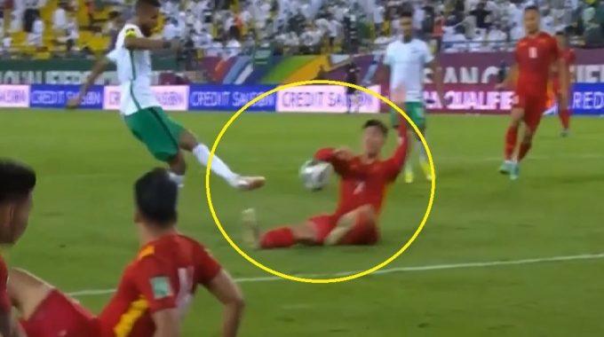 Mengapa tim Vietnam mengalami penalti paling banyak di kualifikasi Piala Dunia?