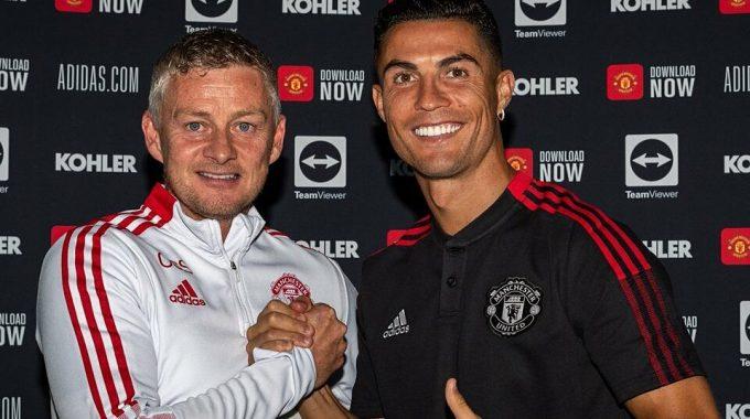 Ronaldo: 'Saya akan menekan Solskjaer untuk mulai bermain'