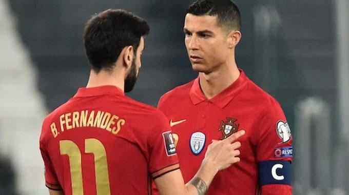 Bagaimana Ronaldo dan Fernandes akan bergabung di Man Utd?